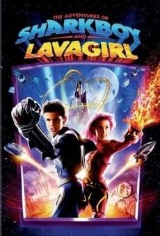 Las aventuras de Sharkboy y Lavagirl en 3-D online