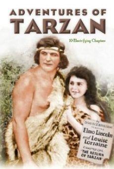 Ver película Las aventuras de Tarzán