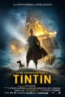 Las aventuras de Tintín: El secreto del Unicornio online gratis