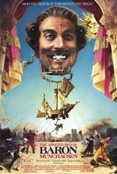 The Adventures of Baron Munchausen online streaming
