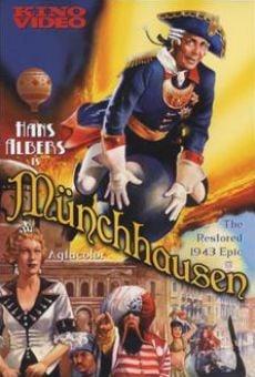 Ver película Las aventuras del barón Munchausen