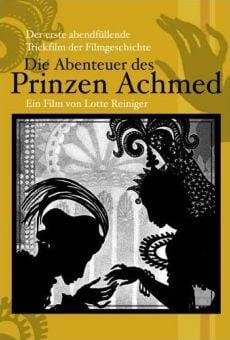 Les aventures du prince Ahmad