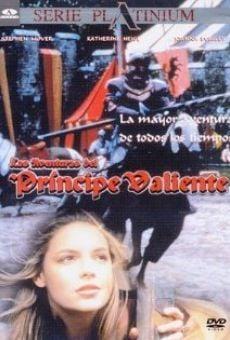 Il mistero del principe Valiant online