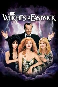 Las brujas de Eastwick online