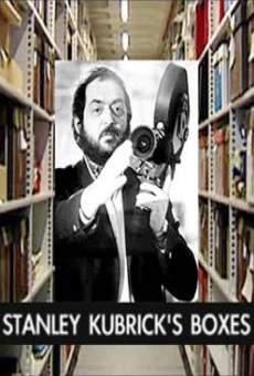 Las cajas de Stanley Kubrick online