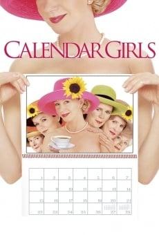 Ver película Las chicas del calendario