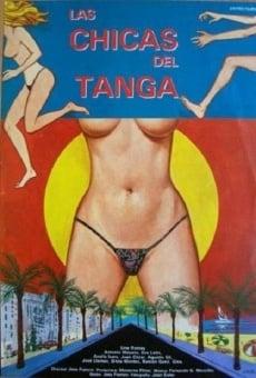 Las chicas del tanga online