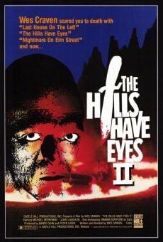 Ver película Las colinas tienen ojos 2