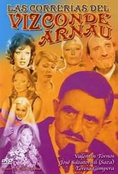Las correrías del Vizconde Arnau on-line gratuito
