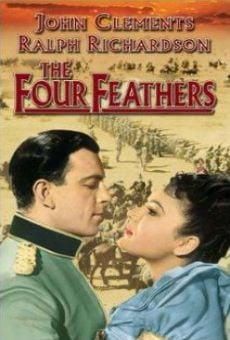 The Four Feathers on-line gratuito