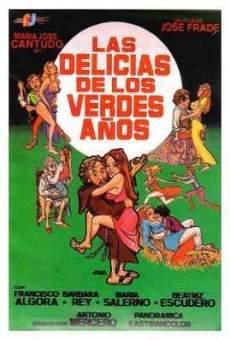 Ver película Las delicias de los verdes años