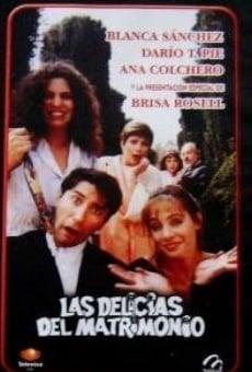Ver película Las delicias del matrimonio