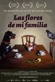 Las flores de mi familia