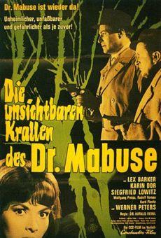 Die unsichtbaren Krallen des Dr. Mabuse gratis