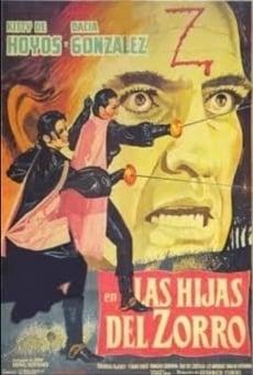 Las hijas del Zorro en ligne gratuit
