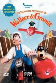 The Incredible Adventures of Wallace & Gromit online streaming