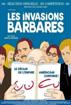 Les invasions barbares (aka The Barbarian Invasions) on-line gratuito
