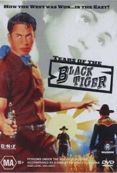 Ver película Las lágrimas del Tigre Negro
