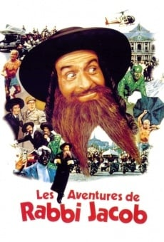 Les aventures de Rabbi Jacob on-line gratuito