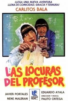 Ver película Las locuras del profesor