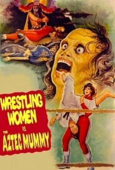 Ver película Las luchadoras contra la momia