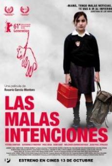 Ver película Las malas intenciones