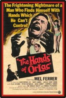 Las manos de Orlac