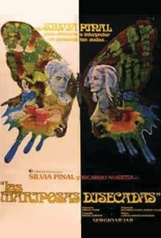 Las mariposas disecadas 1978 film en fran ais for 36eme chambre de shaolin film complet