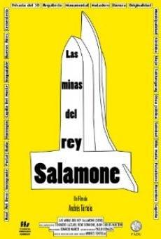 Las minas del rey Salamone online