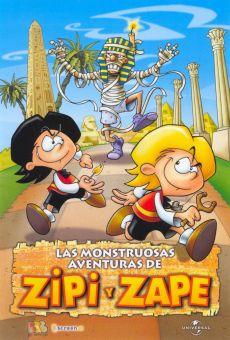Ver película Las monstruosas aventuras de Zipi y Zape