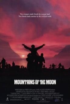 Las montañas de la luna online