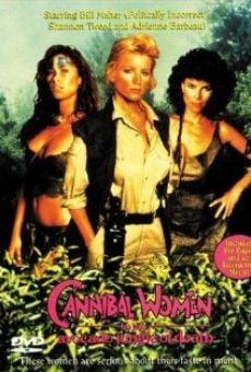 Película: Las mujeres caníbales de la Selva del Aguacate
