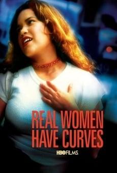 Ver película Las mujeres de verdad tienen curvas