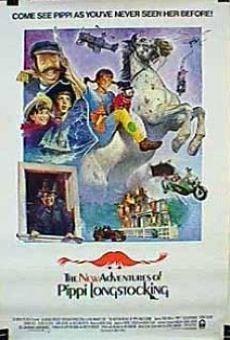 Ver película Las nuevas aventuras de Pippi Calzaslargas