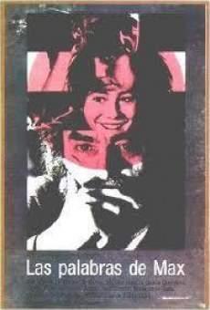 Las palabras de max 1978 film en fran ais for 36eme chambre de shaolin film complet