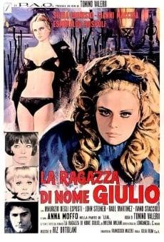 Ver película Las perversiones sexuales de una chica llamada Julio