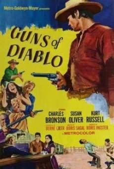 Ver película Las pistolas del diablo