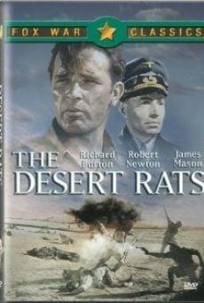 Ver película Las ratas del desierto