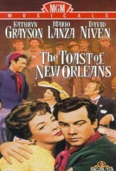 the toast of new orleans 1950 film en fran ais cast et bande annonce. Black Bedroom Furniture Sets. Home Design Ideas