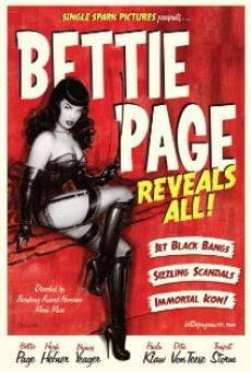 Bettie Page Reveals All online streaming
