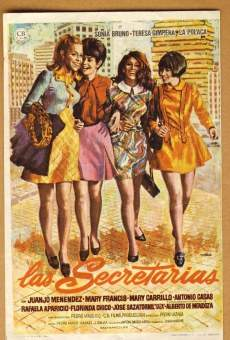Ver película Las secretarias