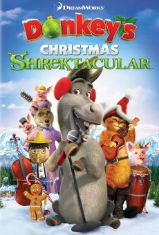 Las Shrektaculares Navidades de Asno online