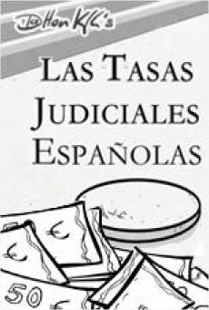 Película: Las tasas judiciales españolas