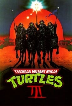 Teenage Mutant Ninja Turtles III on-line gratuito