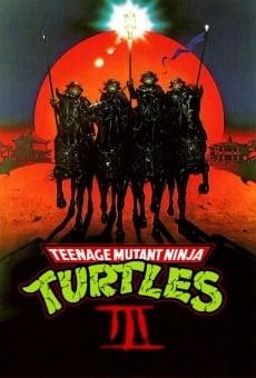 Ver película Las tortugas ninja III
