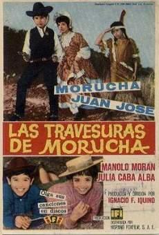 Ver película Las travesuras de Morucha