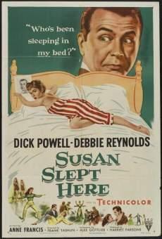 Ver película Las tres noches de Susana