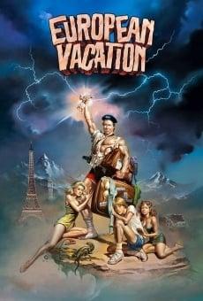 Las vacaciones europeas de una chiflada familia americana online