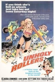 Las violentas del Rollerball