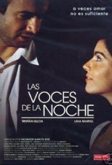 Ver película Las voces de la noche